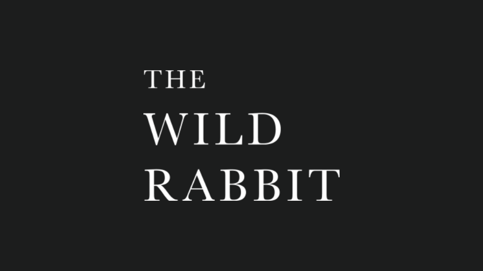 The Wild Rabbit at Home